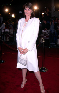 Lucy Lawless arrives at the premiere of Spy Game,held at the Mann National theatre in Westwood Ca. 11/19/01. © 2001 Glenn Weiner - Image 19691_0120