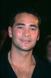 Mark Dacascos at the premiere of the new film, Spy Game. The french actor attended the premiere at the Mann National theatre in Westwood Ca. 11/19/01. © 2001 Glenn Weiner - Image 19691_0124