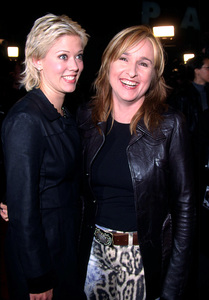 Melissa Ethridge and her girlfriend Tammy Lynn Michaels attend the premiere of Spy Game held at the Mann National theatre in Westwood California. 11/19/01. © 2001 Glenn Weiner - Image 19691_0129