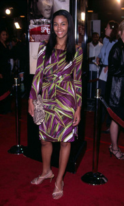 Marsha Thomason arrives at the world premiere of the new film, Spy Game held at the Mann National theatre in Westwood California. 11/19/01. © 2001 Glenn Weiner - Image 19691_0131