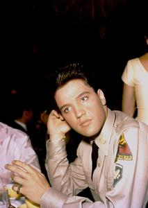 """""""G.I. Blues""""Elvis Presley1960 Paramount /**I.V. - Image 19694_0002"""