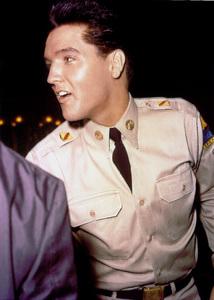 """""""G.I. Blues""""Elvis Presley1960 Paramount / **I.V. - Image 19694_0003"""
