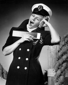 """Lady From Shanghai, The""Rita Hayworth1948 ColumbiaPhoto by Cronenweth / **I.V. - Image 19700_0011"