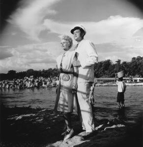 """Lady From Shanghai""Rita Hayworth, Orson Welles1948 Columbia / **I.V. - Image 19700_0018"