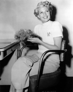 """""""Lady From Shanghai, The""""Rita Hayworth during filming  1948 Columbia / **I.V. - Image 19700_0019"""