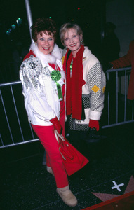Florence Henderson and Marion Ross at the HollywoodChristmas parade in Hollywood Ca. 11/25/01 © 2001 Scott Weiner - Image 19710_0104