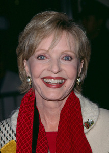 Florence Henderson at the Hollywood Christmas parade in Hollywood California. 11/25/01 © 2001 Scott Weiner - Image 19710_0105