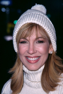 Leeza Gibbons at the Hollywood Christmas Parade in Hollywood California. 11/25/01 © 2001 Glenn Weiner - Image 19710_0116