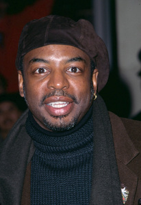 LeVar Burton at the Hollywood Christmas parade inHollywood California. 11/25/01 © 2001 Scott Weiner - Image 19710_0117