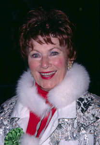 Marion Ross at the Hollywood Christmas parade in Hollywood California. 11/25/01 © 2001 Scott Weiner - Image 19710_0120