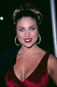 Nadia Bjorlin at the Hollywood Christmas parade in Hollywood California. 11/25/01 © 2001 Scott Weiner - Image 19710_0124