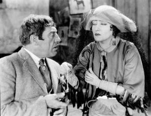 """My American Wife""Gloria Swanson, Walter Long1922 Paramount / **I.V. - Image 19715_0001"