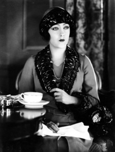 """""""Fine Manners"""" Gloria Swanson1926 Paramount **I.V. - Image 19719_0002"""