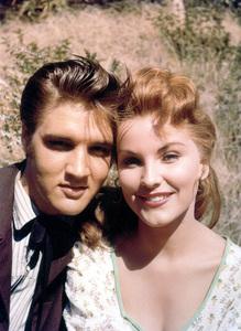 """""""Love Me Tender""""Elvis Presley, Debra Paget1956 Fox/ **I.V. - Image 19727_0001"""