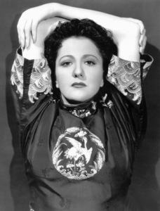 Helen Morgan, tragic Singer and Actress.(star of SHOWBOAT) Warner Bros.1934 First National / **I.V. - Image 19730_0001