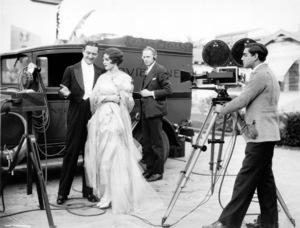 """Dressed To Kill""Mary Astor, Edmund Lowe, Murray Spivak1929 Fox / **I.V. - Image 19733_0001"
