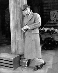 """My Fair Lady"" on Broadway, 1956.Rex Harrison / **I.V. - Image 19736_0001"