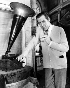 """My Fair Lady"" on Broadway, 1956.Rex Harrison / **I.V. - Image 19736_0002"