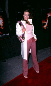 """The Impostor"" Premiere 12/4/01Carmen Electra in Westwood, California © 2001 Scott Weiner - Image 19746_0001"