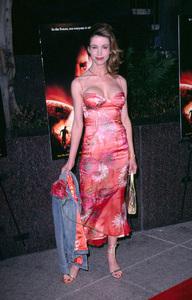 """The Impostor"" Premiere 12/4/01Shaune Bagwell in Westwood, California © 2001 Scott Weiner - Image 19746_0012"