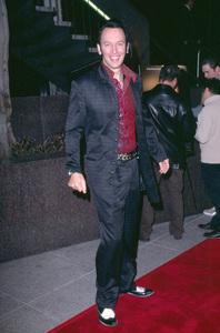 """""""The Impostor"""" Premiere 12/4/01Steve Valentine in Westwood, California © 2001 Scott Weiner - Image 19746_0017"""