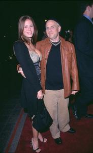 WB Newtwork Party 12/3/01 Nikki Cox and Bobcat Goldthwait in Beverly Hills, California © 2001 Scott Weiner - Image 19747_0004