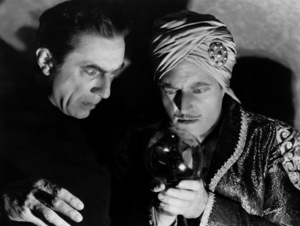 Bela Lugosi, Edumund Lowe, CHANDU THE MAGICIAN, Fox, 1932, **I.V. - Image 19753_0002