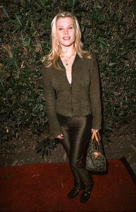 Alison Sweeney attends the Fashion For Freedom show held at the Chaz Dean Studios in Hollywood CAlifornia. 12/6/01. © 2001 Scott Weiner - Image 19754_0100