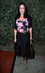 Apollonia at the Fashion for Freedom event held at the Chaz Dean studio in Hollywood Ca. 12/6/01. © 2001 Glenn Weiner - Image 19754_0102