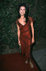 Eva Longoria at the Fashion For Freedom show held at the Chaz Dean studio in Hollywood Ca. 12/6/01. © 2001 Scott Weiner - Image 19754_0105