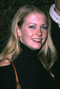 Melissa Joan Hart at the Fashion for Freedom held at the Chaz Dean studios in Hollywood Ca. 12/6/01. © 2001 Scott Weiner - Image 19754_0109