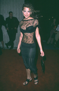 Cerina Vincent attends the premiere of the new film,Not Another Teen Movie held at the Avco theater in Westwood California. 12/07/01. © 2001 Glenn Weiner - Image 19755_0102