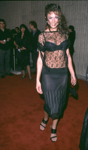 Cerina Vincent arrives at the premiere of the new film, Not Another Teen Movie held at the Avco theater in Westwood California 12/07/01. © 2001 Glenn Weiner - Image 19755_0103