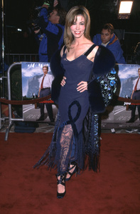 Shaune Bagwell at the premiere of Joe SomebodyHeld at the Mann Village theater in Westwood Ca. 12/19/01. © 2001 Glenn Weiner - Image 19766_0109