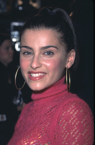 Nelly Furtado at the 44th annual Grammy Nominations Beverly Hilton Hotel Beverly Hills California 1/4/02. © 2002 Glenn Weiner - Image 19782_0110
