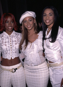 """Grammy Nomination Awards: 44th Annual"" 1/04/02Destiny"