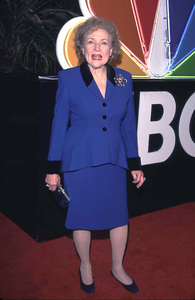 Betty White at the 75th anniversary press tour party in Hollywood for NBC network. Hollywood Ca. 1/9/02. © 2002 Scott Weiner - Image 19803_0104