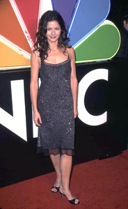 Jill Hennessy attends the NBC 75th anniversary press tour party in Hollywood California 1/9/02. © 2002 Scott Weiner - Image 19803_0111