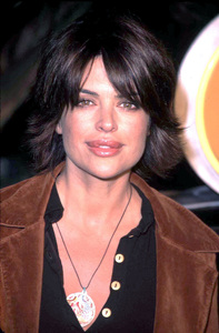 Lisa Rinna at the 75th Anniversary NBC Press tour party in Hollywood Ca. 1/9/02. © 2002 Scott Weiner - Image 19803_0115