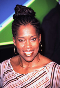 Regina King arrives at the NBC 75th anniversary party in Hollywood California 1/9/02. © 2002 Scott Weiner - Image 19803_0124