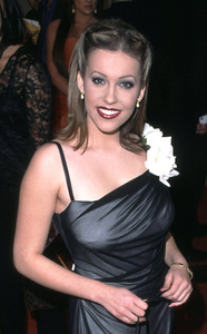 Farah Fath at the 28th annual Peoples Choice awards held in Pasadena California 1/13/02 © 2002 Glenn Weiner - Image 19804_0149b