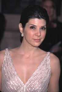 Marisa Tomei at the 28th annual Peoples Choice awards held in Pasadena California 1/13/02 © 2002 Glenn Weiner - Image 19804_0158