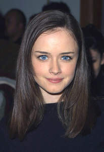 Alexis Biedel star of the Gilmore Girls attends the WB Network winter press tour party held in Pasadena California 1/15/02 © 2002 Glenn Weiner - Image 19805_0100
