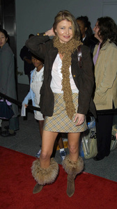 Beth Broderick arrives at the WB Network party for there winter press tour in Pasadena California 1/15/02 © 2002 Glenn Weiner - Image 19805_0108