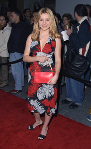 Beverley Mitchell arrives at the WB Network Party in Pasadena California 1/15/02 © 2002 Glenn Weiner - Image 19805_0109