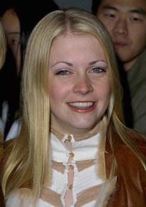 Melissa Joan Hart at the WB Winter press tour party held in Pasadena California 1/15/02. © 2002 Glenn Weiner - Image 19805_0130