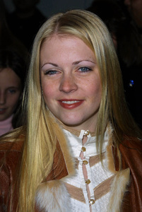 Melissa Joan Hart arrives at the WB Winter press tour party in Pasadena California 1/15/02. © 2002 Glenn Weiner - Image 19805_0133