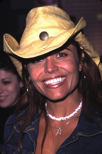 Mindy Burbano attends the WB Winter press tour party held in Pasadena California 1/15/02. © 2002 Scott Weiner - Image 19805_0135