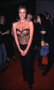 Nikki Cox arrives at the WB Winter press tour party in Pasadena California 1/15/02. © 2002 Scott Weiner - Image 19805_0139