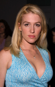 Poppy Montgomery arrives at the WB Network winter press tour in Pasadena California 1/15/02 She is on the new show, Glory Days. © 2002 Glenn Weiner - Image 19805_0145